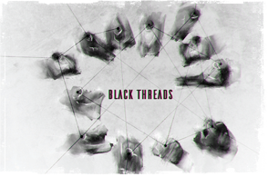 Black Threads [2016] - CD